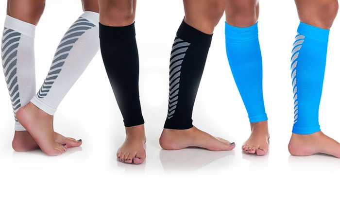 Compression Sleeves - Vadskydd med kompression (3 par)